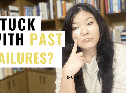 Past Failures haunting you? 4 Steps for Moving On from Past Failures