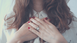 image of a person with hands crossed at their chest signifying their self worth