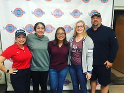 GHS girls golf 3-31