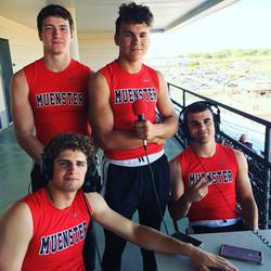 Mue relay team