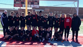Lady Leopard soccer wins Big Red Classic