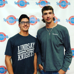 Lindsay Baseball 5-12