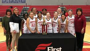 GJH Girls win Cooke County Shootout