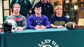 Local players sign National Letters of Intent