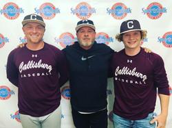 Callisburg Baseball 3-31