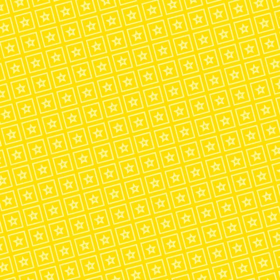 Yellow Collapsus Blocks tile