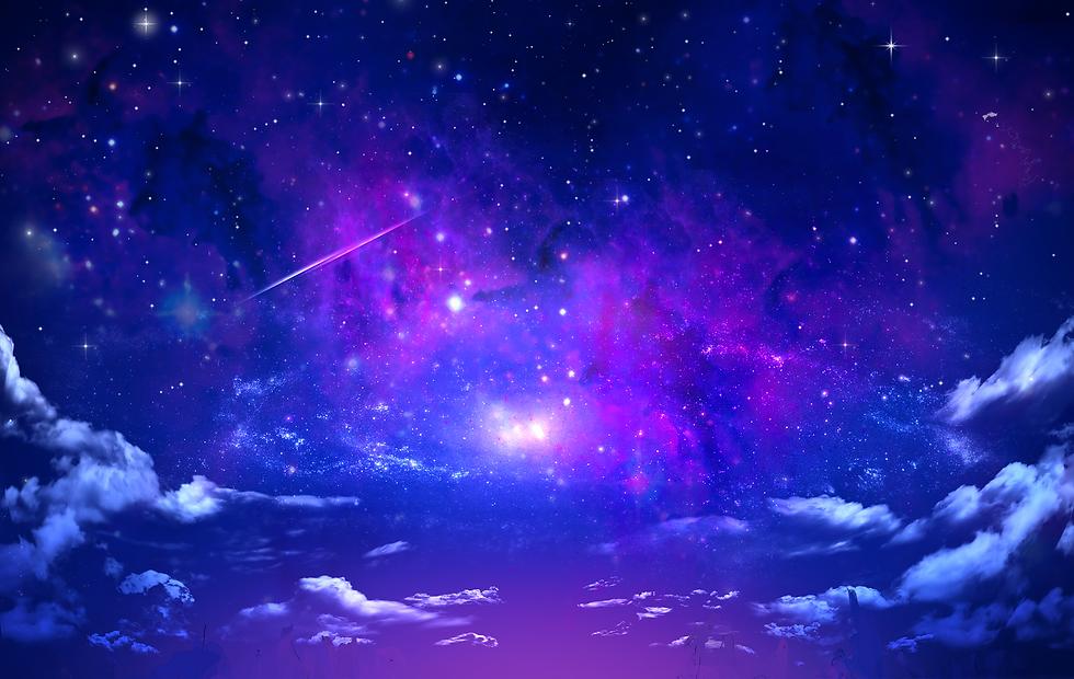 Galatune space background