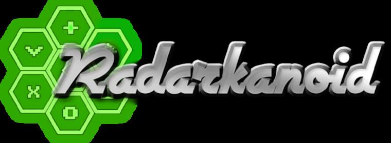 Radarkanoid Logo