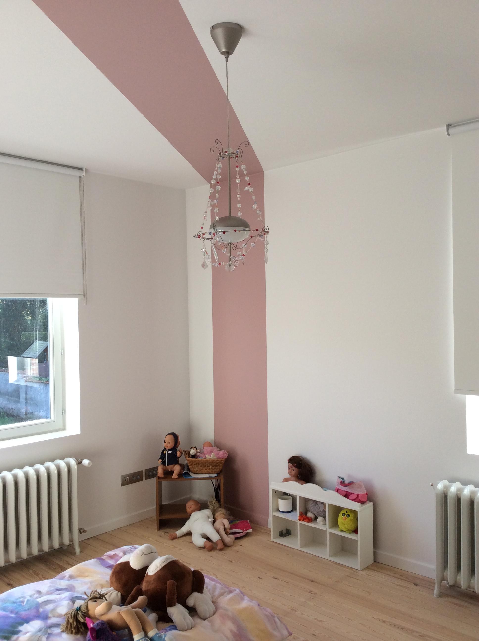 Kinderkamer Wetteren/Rolgordijnen