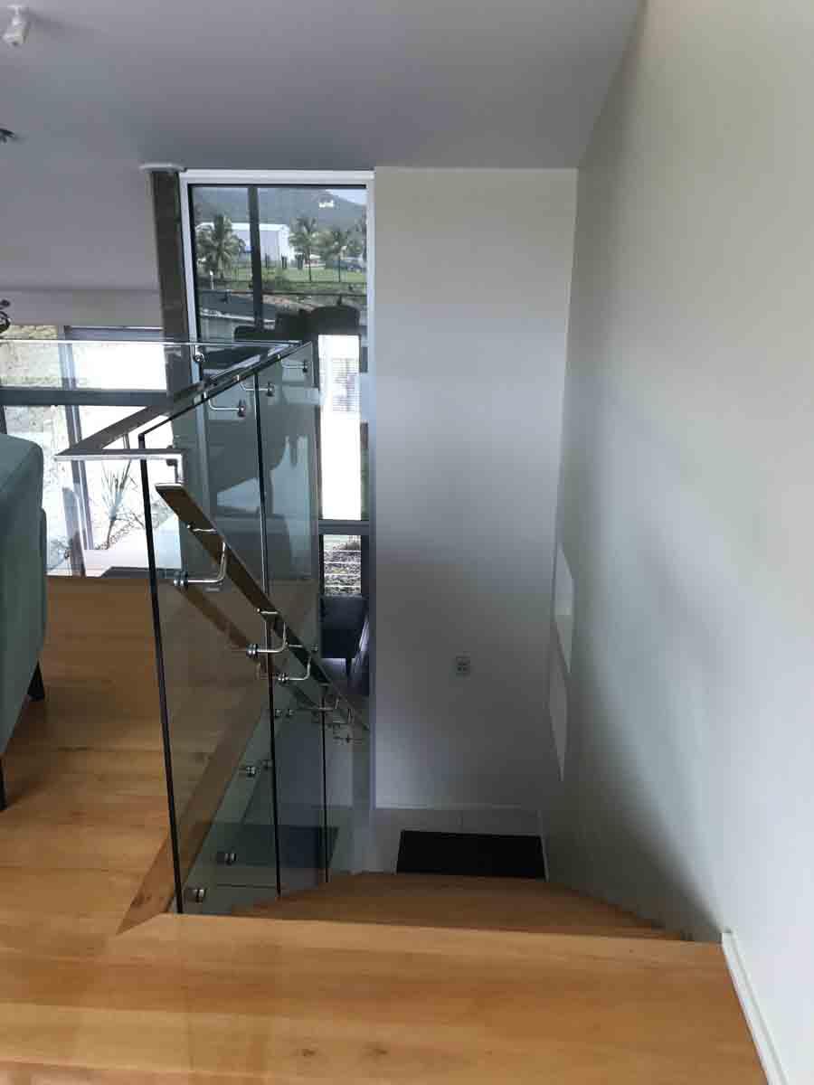 Mezzanine Floor Stairway