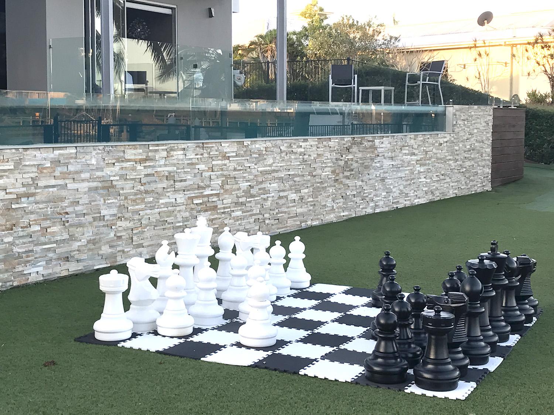 Lawn Chess