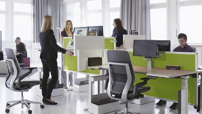 Active ergonomics - The value of flexible workspaces