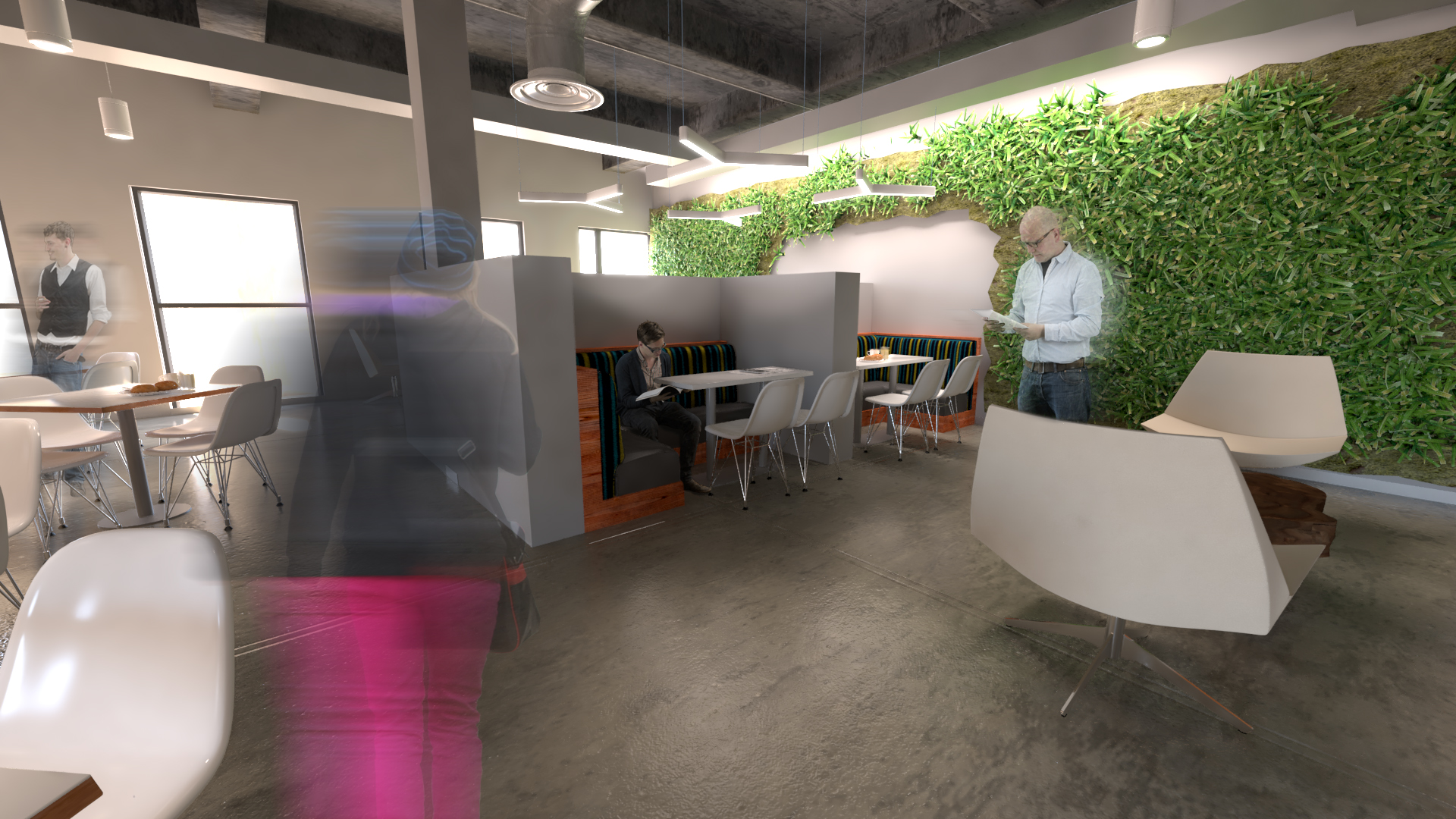 Canteen concept design