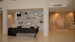 Design Quarter Reception Upgrade