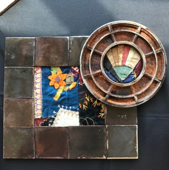 Steel Quilt sampler