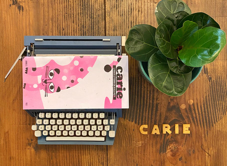 Carie, la rivista letteraria che va alla polpa