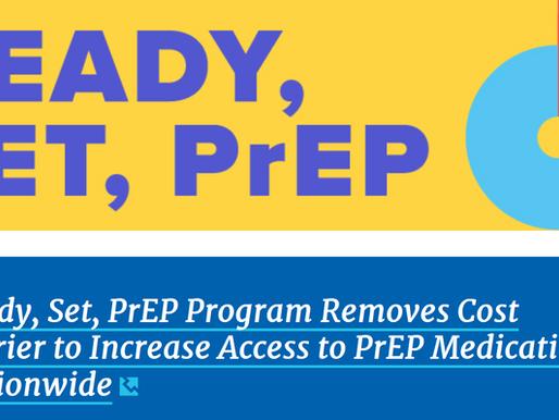 Ending the HIV Epidemic : Ready, Set, PrEP
