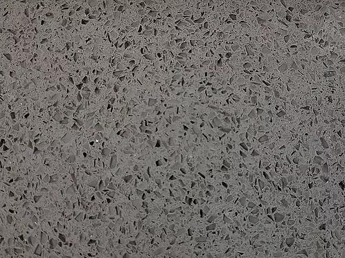 Crystal Gray Quartz Sample