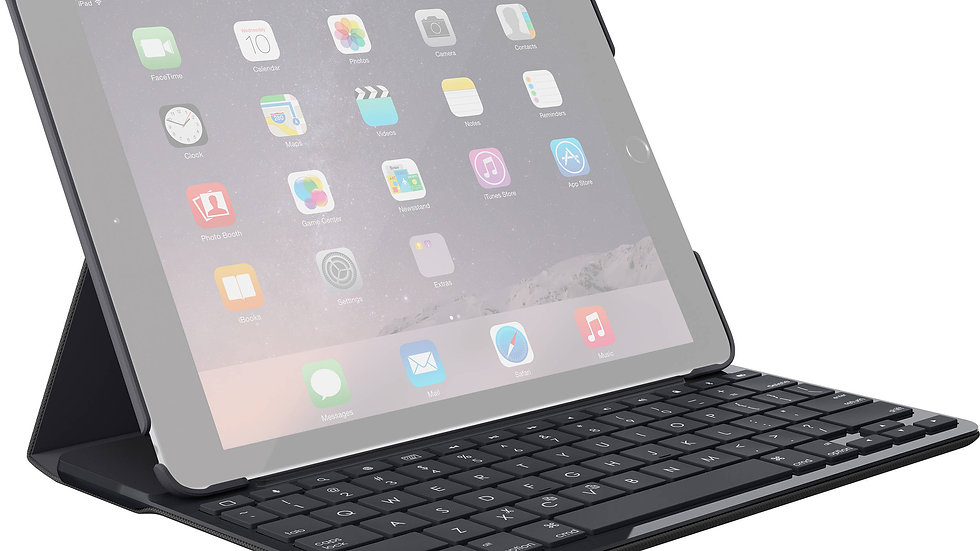 Logitech iPad 9.7 inch (2017 release) Keyboard Case
