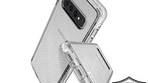 Prodigee Samsung Galaxy S10 Safetee WHITE