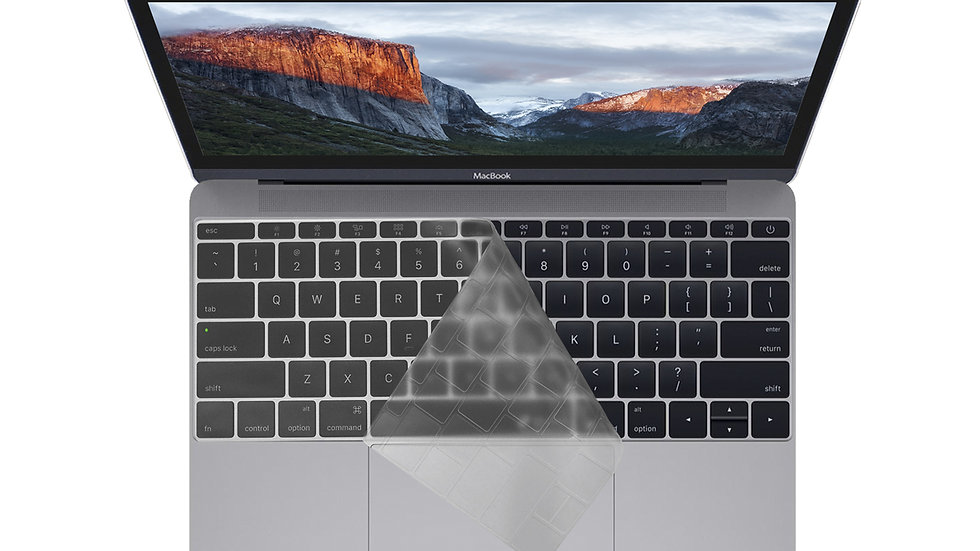 Apple Macbook Silicone Keyboard Cover