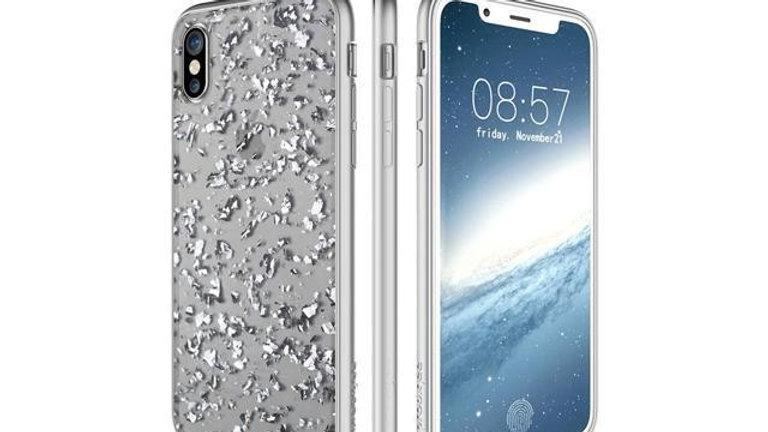 Prodigee iPhone X Treasure Case SILVER