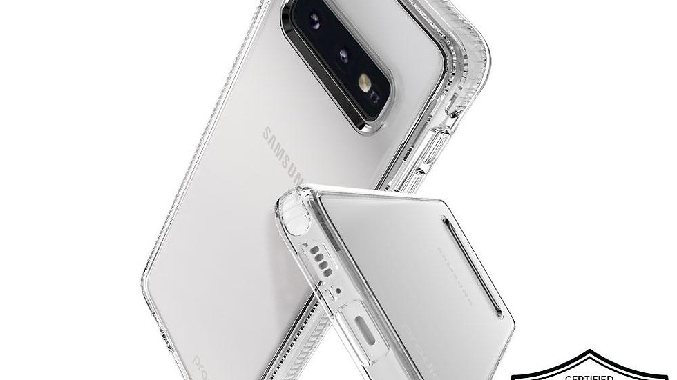 Prodigee Samsung Galaxy S10E Safetee Steel WHITE
