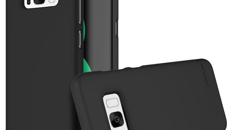 Prodigee Samsung Galaxy S8+ Accent Case BLACK