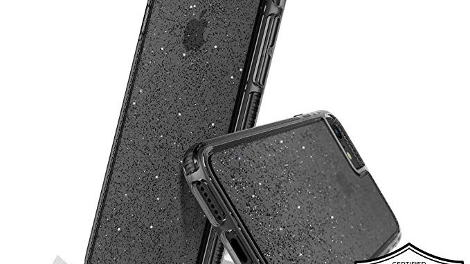 Prodigee iPhone 7/8 Sparkle Case BLACK