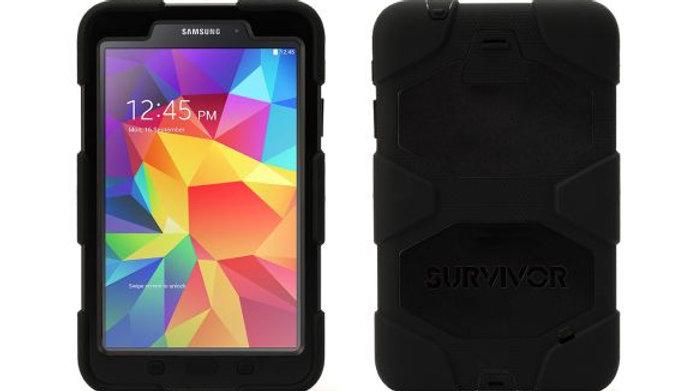 """Generic Samsung Galaxy Tab E 8"""" Survivor Case"""