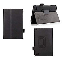 "Amazon Kindle Fire 7"" (2015) Leather Folder Case"