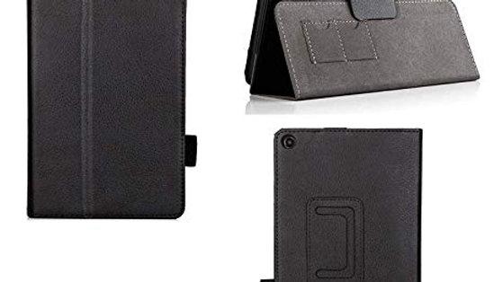 "Amazon Kindle Fire 7"" (2015) Leather Folder Case"