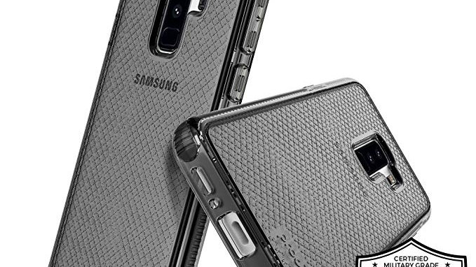 Prodigee Samsung Galaxy S9+ Safetee Case SMOKE
