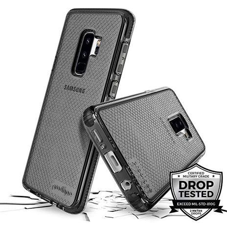 Prodigee Samsung Galaxy S9+ Safetee Case SMOKE