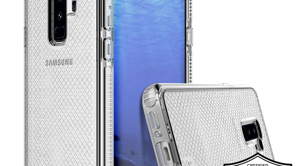 Prodigee Samsung Galaxy S9+ Safetee Case SILVER