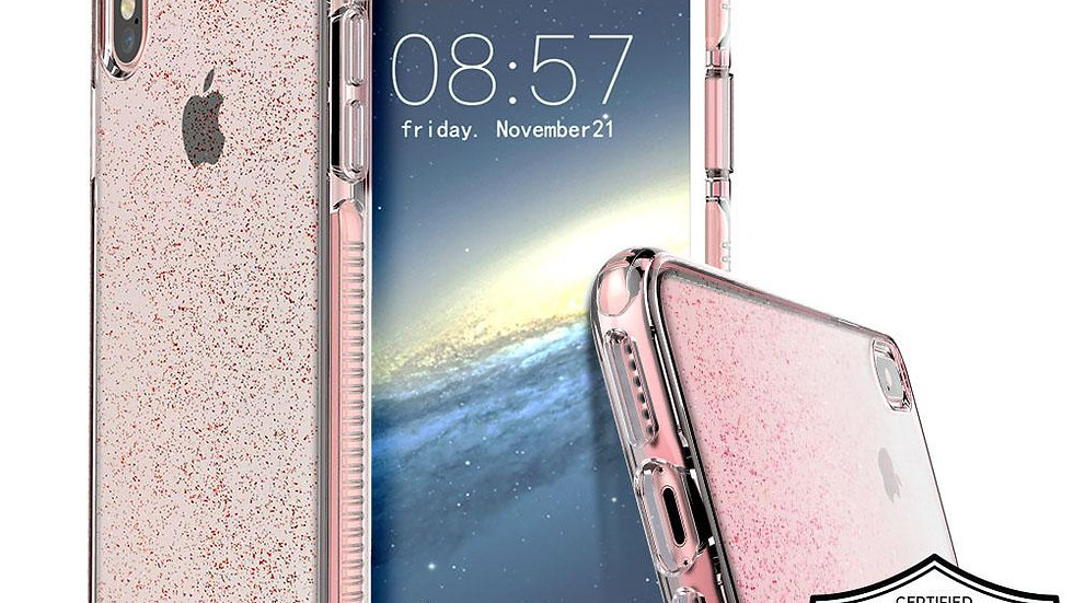 Prodigee iPhone XS Max Super Star Case ROSE