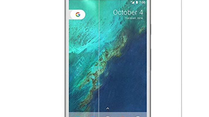 Pinglinks Google Pixel Tempered Glass Clear Screen Protector