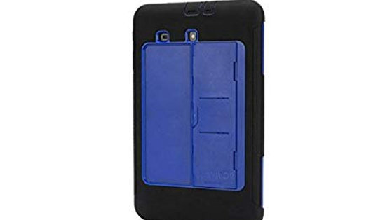Generic Samsung Galaxy Tab E 9.6 Rugged Kick Stand Griffin Style Case