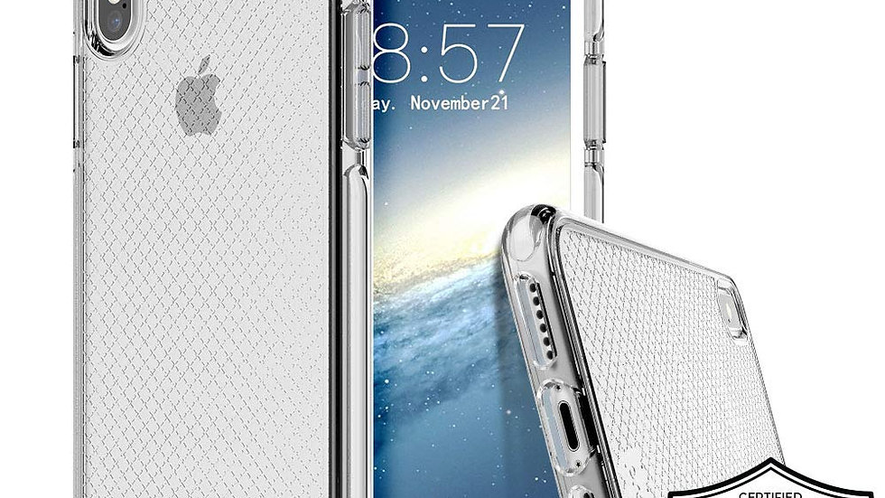 Prodigee iPhone XS Max Safetee Case SILVER