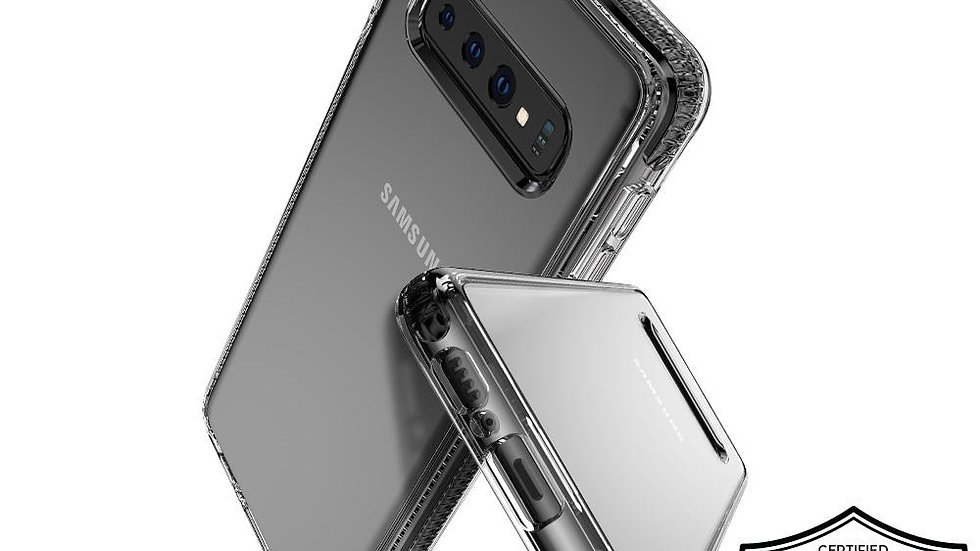Prodigee Samsung Galaxy S10 Safetee Steel BLACK