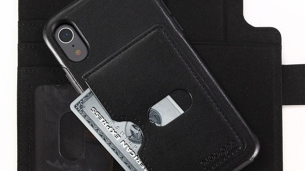 Prodigee iPhone XR Wallegee Pro Case BLACK