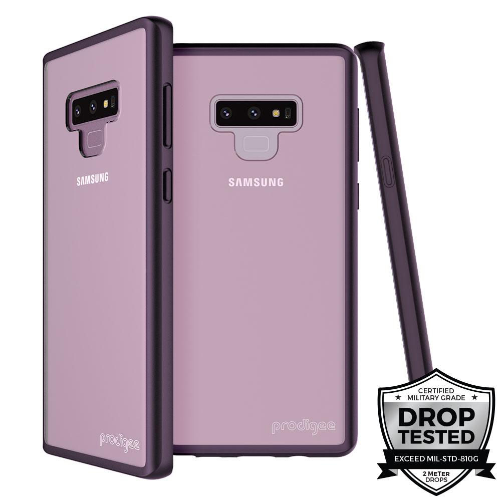 Prodigee Samsung Galaxy Note 9 Safetee Slim Case ORCHID