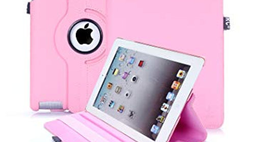 Generic iPad 2/3/4 Case Smart Cover Pink