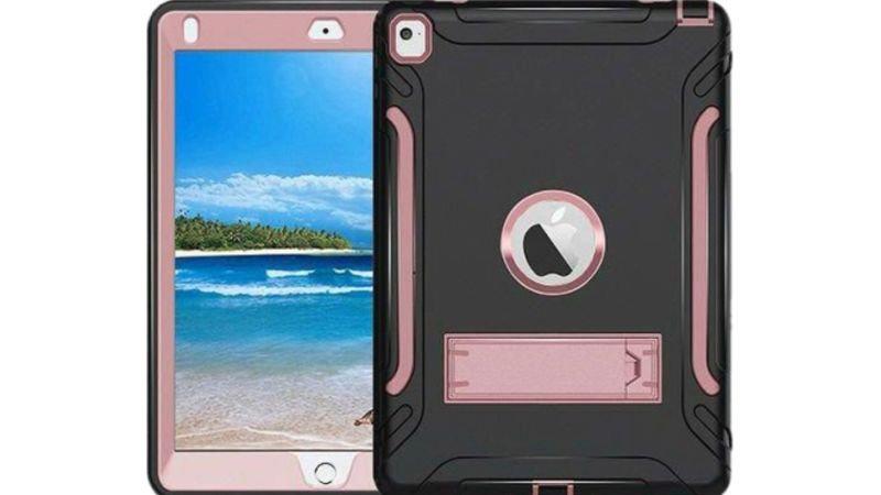 "Generic iPad Pro 10.5"" Hybrid Case W/ Kicstand"