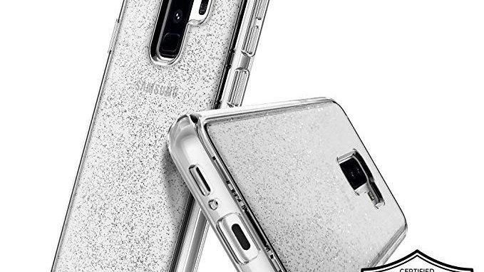 Prodigee Samsung Galaxy S9 Super Star Case CLEAR