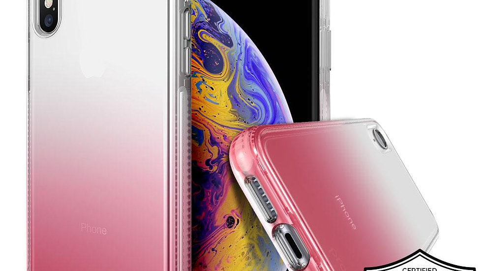 Prodigee iPhone XS Max Safetee Flow Case BLUSH