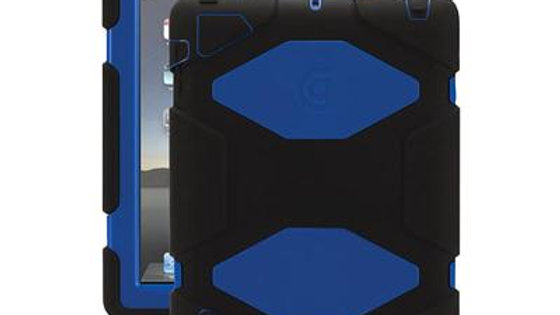 Griffin Survivor iPad 2/3/4 Case