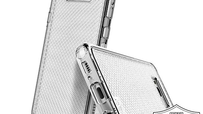 Prodigee Samsung Galaxy S8+ Safetee Case SILVER
