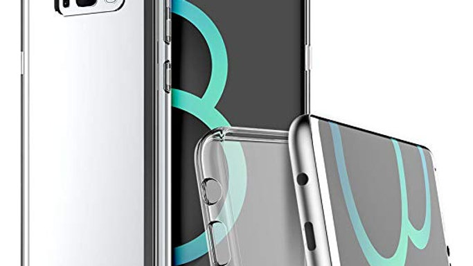 Prodigee Samsung Galaxy S8 Scene Case CLEAR
