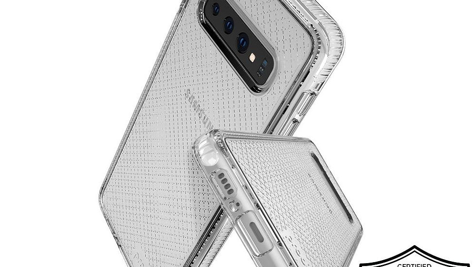 Prodigee Samsung Galaxy S10+ Safetee WHITE